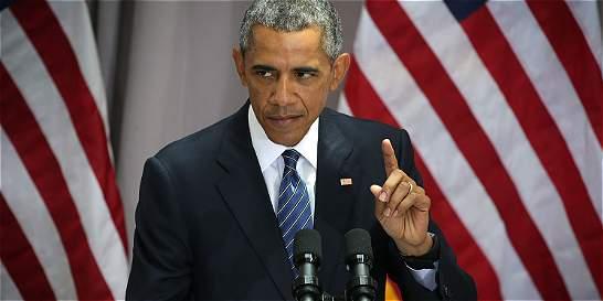 Obama ve 'frustración' en minorías por discriminación de la Policía