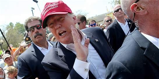 Donald Trump es inmune a las polémicas y lidera encuestas en EE.UU.