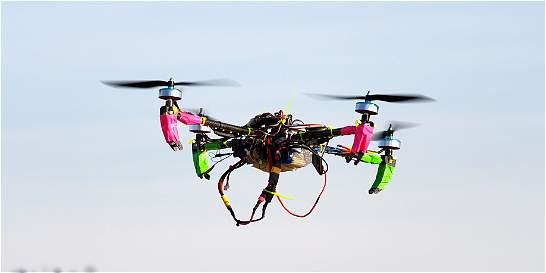 Autorizan usar drones armados a la Policía de Estados Unidos