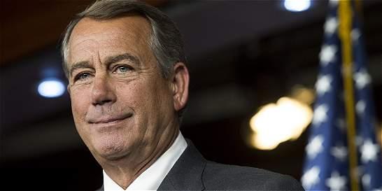 Presidente de la Cámara de Representantes de EE. UU. renunciará