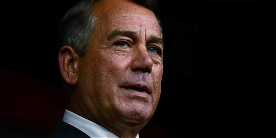 Rebelión conservadora tumba a John Boehner, el líder de republicanos