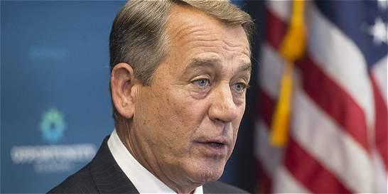 El sucesor de John Boehner será elegido el 29 de octubre