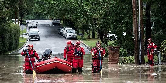 Fuertes lluvias dejan 11 muertos en Carolina del Sur (EE.UU.)