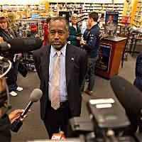 Trump pierde favoritismo, por primera vez lo supera Carson: sondeos