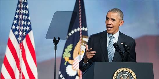 Obama reconoció que sufrió discriminación racial por parte de policías