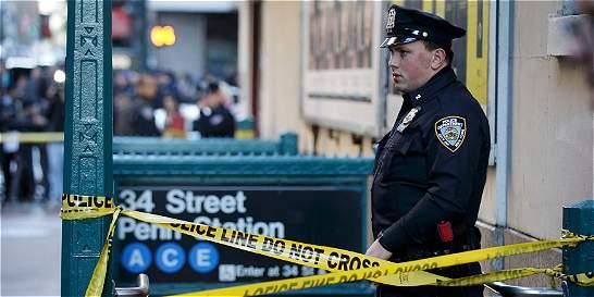 Un muerto y dos heridos deja un tiroteo en Manhattan