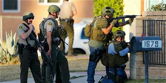 Evidencia indicaría alto nivel de preparación de tiroteo en California