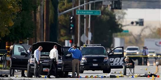 EE. UU. no descarta terrorismo en última masacre en California