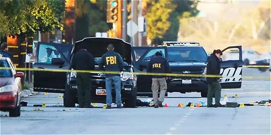 FBI investigará tiroteo de San Bernardino como 'un acto de terrorismo'
