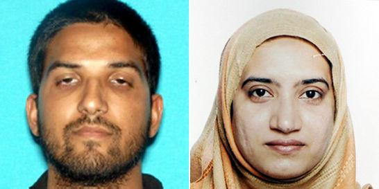 'Atacantes de California no pertenecían a red terrorista'