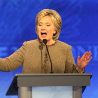 Hillary Clinton está sobrada de lote en la carrera demócrata