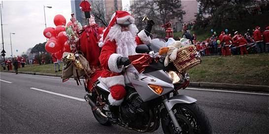 Fuerza aérea de EE.UU. seguirá vuelo de Papá Noel en Navidad