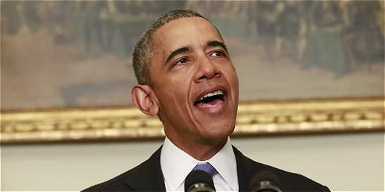 Obama defiende acuerdo nuclear con Irán: 'el mundo estará más seguro'