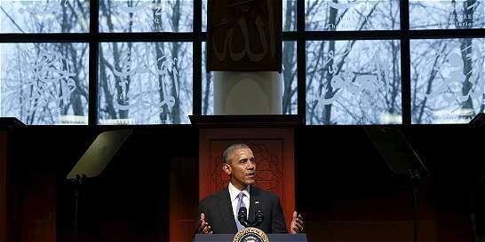 Es 'inexcusable' la retórica antimusulmana de algunos políticos: Obama