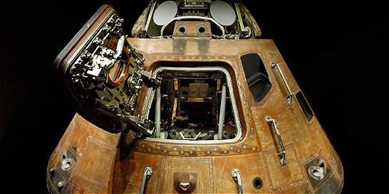 Fallece astronauta estadounidense que caminó en la luna