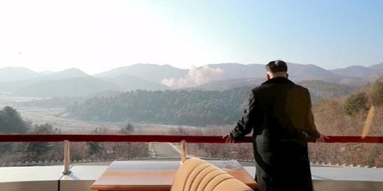 ONU responde con fuerza a lanzamiento de misil norcoreano