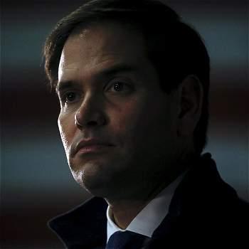 Los errores de Marco Rubio en debate reviven a sus rivales