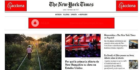 El New York Times intenta conquistar a los lectores hispanohablantes