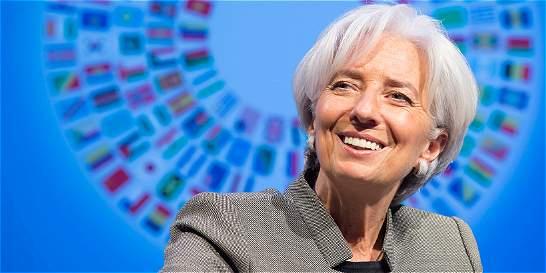 Christine Lagarde, reelegida en el Fondo Monetario Internacional