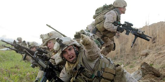 El peso militar de Occidente en el mundo se reduce
