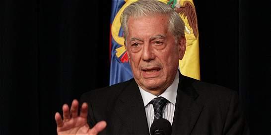 'Si gana Keiko Fujimori la dictadura será legitimada': Vargas Llosa