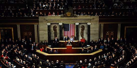 Senado de EE. UU. aprueba apoyo al proceso de paz
