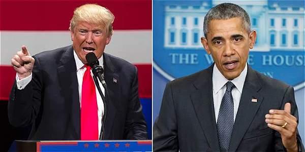 Obama: 'Si Trump bloquea remesas a México habría enormes efectos'