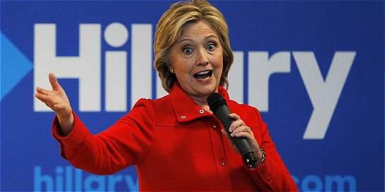 Hillary Clinton pide reenfocar la lucha contra las drogas