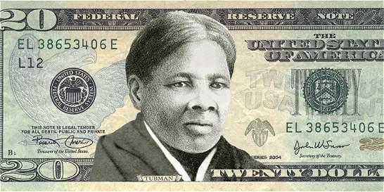 Por primera vez dólares tendrán el rostro de una mujer