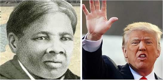 Trump se opone a poner a Tubman en billete de 20 dólares