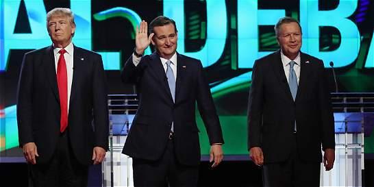 Cruz y Kasich se unen para intentar frenar a Trump