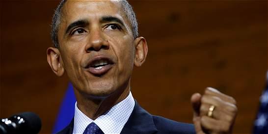 Obama envía a otros 250 militares a Siria para luchar contra el EI