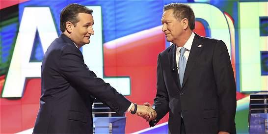 Alianza 'desesperada' de los republicanos para contener a Donald Trump
