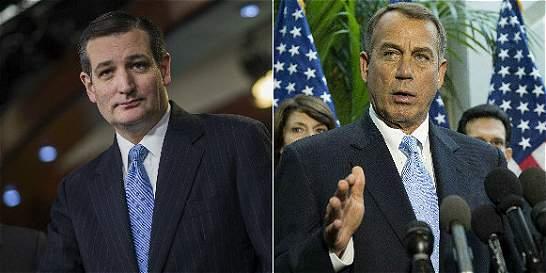 Expresidente del Congreso de EE. UU. insulta a Ted Cruz