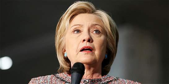 Hillary, contra la pared por uso de correo como Secretaria de Estado