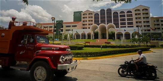 Estados Unidos abre su primer hotel en Cuba