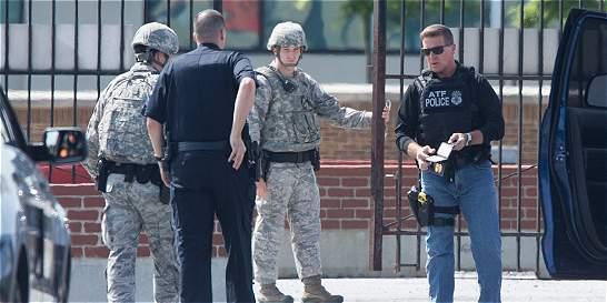 Levantan alerta en base militar Andrews en Estados Unidos
