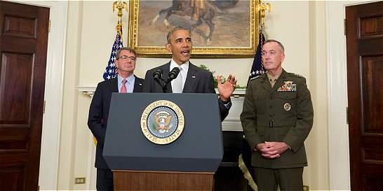 Obama mantendrá a 8.400 soldados en Afganistán hasta enero de 2017