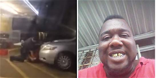 Video: policía mata a tiros a afroamericano en Luisiana, EE. UU.