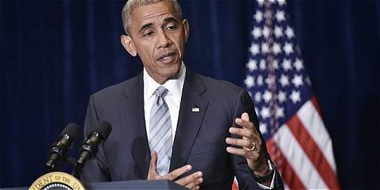 Obama condena la matanza en Dallas y promete que
