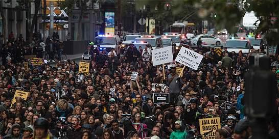 Detienen en EE. UU. a 77 personas en protestas tras masacre en Dallas