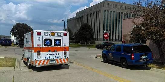 Al menos tres muertos en un tiroteo en un tribunal de Michigan