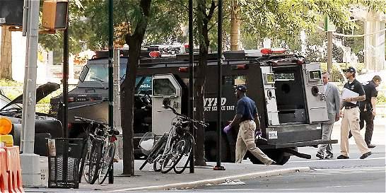 Detienen en Nueva York a colombiano que amenazaba con falsa bomba