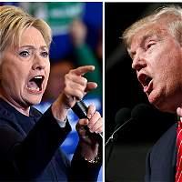 El menú de propuestas de Hillary Clinton y Donald Trump