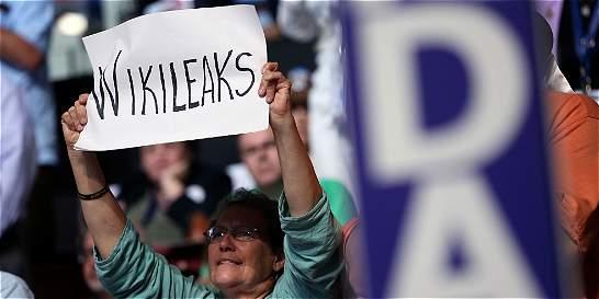 WikiLeaks publica grabaciones del Partido Demócrata