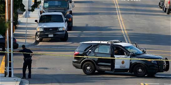 Policía muerto y otro herido en tiroteo en San Diego, EE.UU.