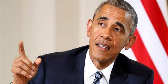 Obama promete que EE.UU. será 'socio' de Colombia para 'hacer la paz'