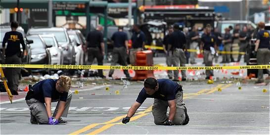 Identifican a sospechoso de explosiones en Nueva  York