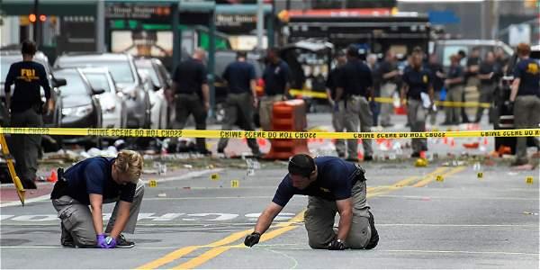 Detienen a sospechoso de ataques en Nueva York y Nueva Jersey