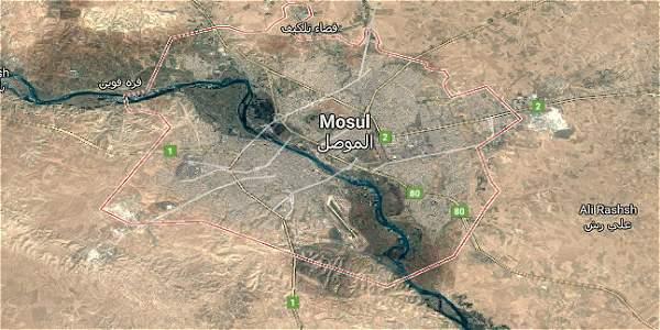Tropas iraquíes recuperan localidad de Shargat